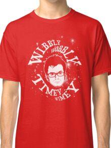 Wibbly-wobbly, timey-wimey... stuff. Classic T-Shirt