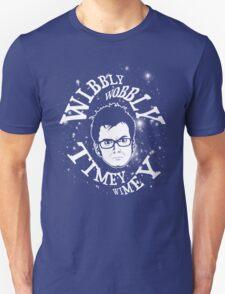Wibbly-wobbly, timey-wimey... stuff. T-Shirt