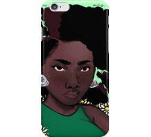 piecing off iPhone Case/Skin