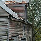 Barn, Ballan Victoria by Joe Mortelliti