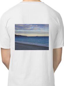 Cote d'Azur Coastline at Dusk  Classic T-Shirt