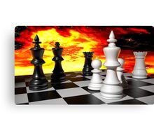 Your move! Canvas Print
