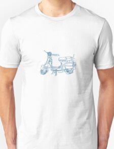 Scooter Unisex T-Shirt
