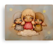 angel dust Canvas Print