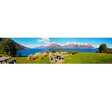 Lake Wakatipu - Central Otago - New Zealand Photographic Print