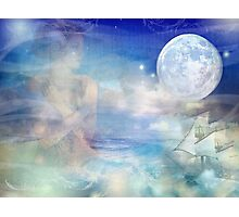 Swallow the Moon....  Photographic Print