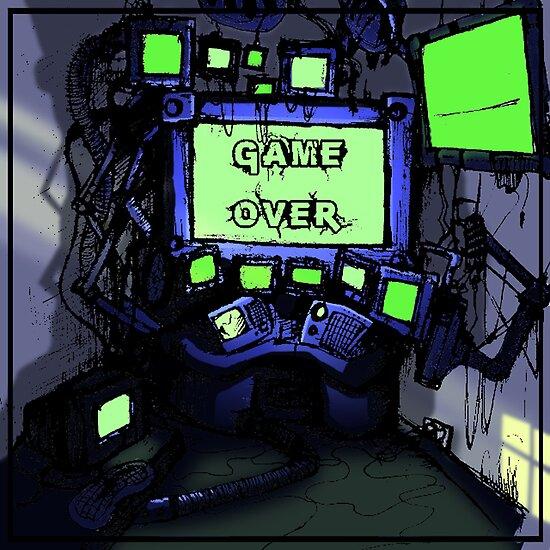 CPU Heaven Colour by Greg Brooks