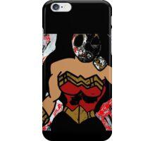 Wonder Woman x COD AW Mash Up iPhone Case/Skin
