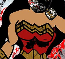 Wonder Woman x COD AW Mash Up by FHoliday