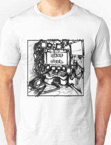 CPU Heaven Linework T-Shirt