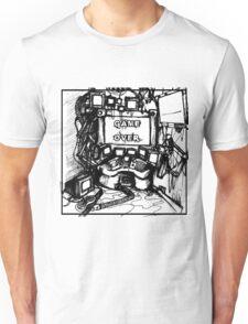 CPU Heaven Linework Unisex T-Shirt