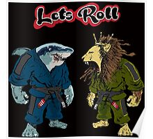 LETS ROLL Poster
