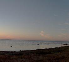 Sunset, Kärdla. by tutulele