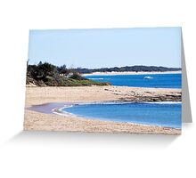 Sky, Surf and Sand Greeting Card