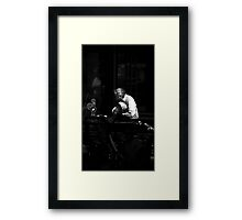 The Spotlight's on us 17 Framed Print