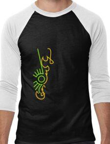 Sailor Moon - Amazon Trio Sign Men's Baseball ¾ T-Shirt