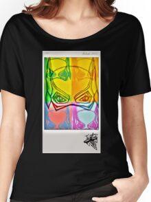 BatGal Polaroid Remake Women's Relaxed Fit T-Shirt