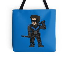 Nightwing Arkham Knight Tote Bag