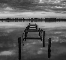 Broken Pier by MarcoBell