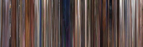Moviebarcode: My Sassy Girl (2001) by moviebarcode