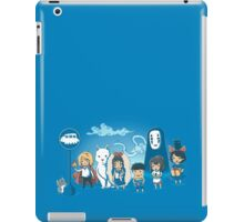 Studi Ghibli iPad Case/Skin