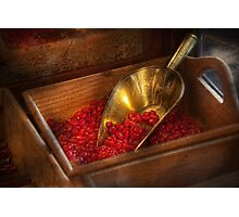 Food - Candy - Hot cinnamon candies  Photographic Print