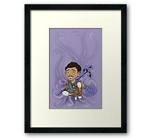 Chibi Dorian Framed Print