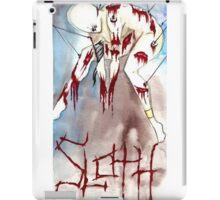 7 Deadly Sins- Sloth iPad Case/Skin