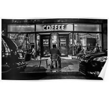 Caffeine Addict Poster