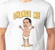 """Obama """"Change Me"""" Baby Unisex T-Shirt"""