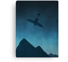 How to Train Your Dragon Canvas Print