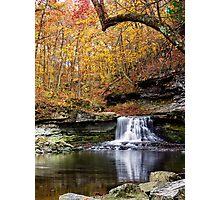 McCormicks Creek Falls, Indiana Photographic Print