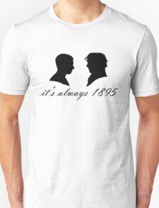 Sherlock and John Silhouettes T-Shirt