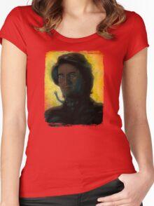 Paul Muad'Dib  Women's Fitted Scoop T-Shirt