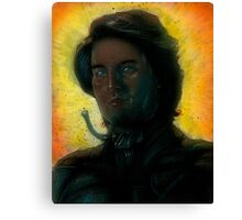 Paul Muad'Dib  Canvas Print