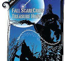 Fall Scarecrow Treasure Hunt by evon ski