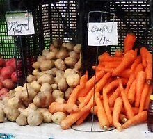 Carrots, Potatoes and Honey by Susan Savad