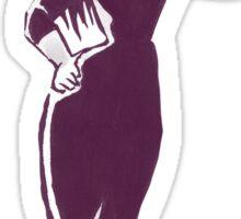 Morticia's Family Values Sticker