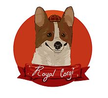 Royal Corgi by question