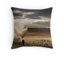 Hatchlings Throw Pillow