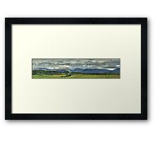 The Northern Cairngorms  Framed Print