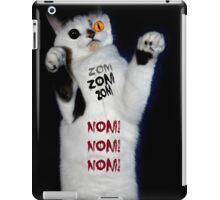 ZOM ZOM ZOM NOM NOM NOM iPad Case/Skin