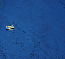 Lost Metro Card by Stephen Burke