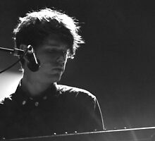 James Blake by kasimiira