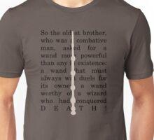 The Elder wand Unisex T-Shirt