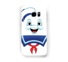 Mr. Marshmallow Destruction (Happy Version) Samsung Galaxy Case/Skin