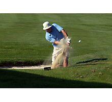 Every Golfers Nightmare Photographic Print
