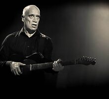 The Legendary  Wilko Johnson by geoff curtis
