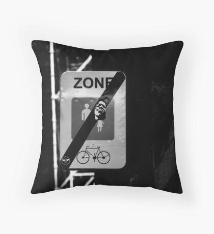 zone Throw Pillow