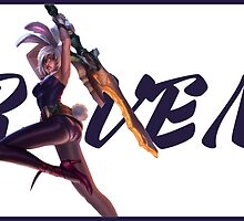 """League Of Legends """"RIVEN"""" by magor3"""